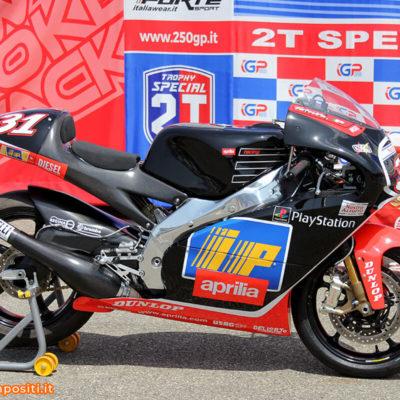 Aprilia RSW 500 Replica Harada