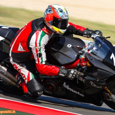 Bimota Full carbon look