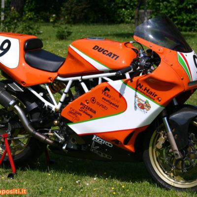 Ducato 900 supersport, Grafica Personalizzata
