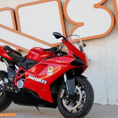 Ducati 1098 adattamenti Sport Turing