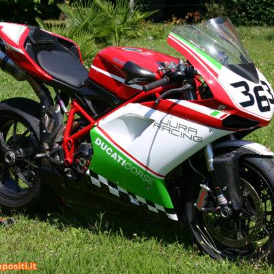Ducati 1098 Grafica Personalizzata Racing