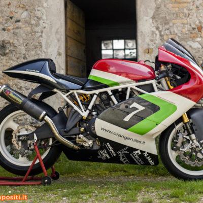 Ducato 900 supersport, Grafica e sovrastrutture Personalizzate