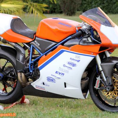 Ducati 996 Grafica Personalizzata Racing