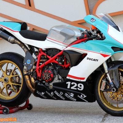 Ducati 1098 adattamenti custom Mv Augusta