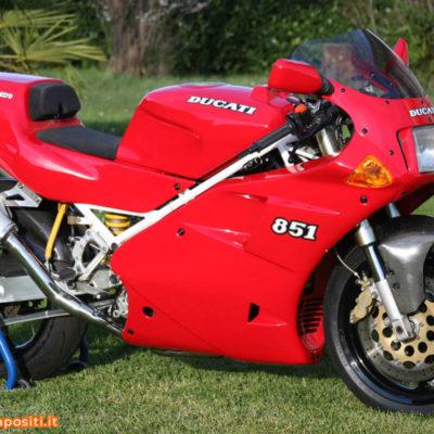 Ducati 851 adattamenti custom