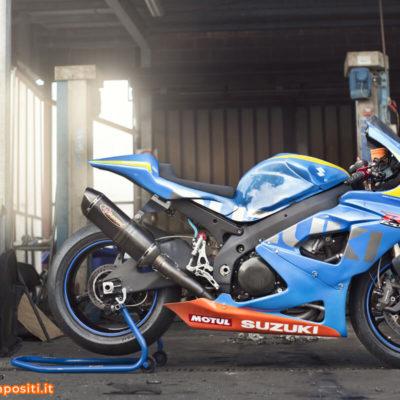 Suzuki GSXR Grafiche moto GP